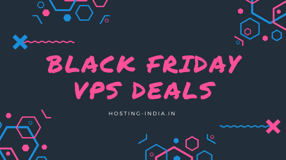 Black Friday VPS Deals